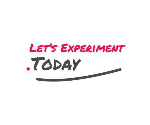 Let's Expermient Today logo
